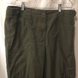 Cargo type pants